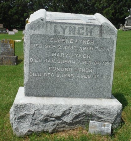 LYNCH, MARY - Jackson County, Iowa | MARY LYNCH