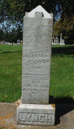 DONOVAN LYNCH, JOHANNAH - Jackson County, Iowa | JOHANNAH DONOVAN LYNCH