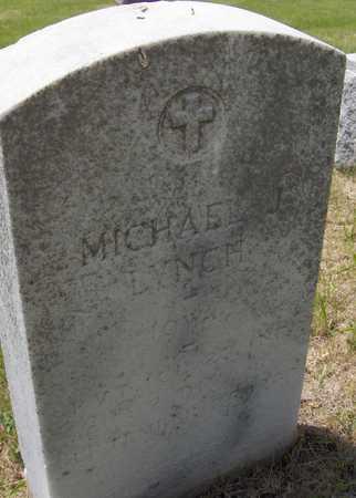 LYNCH, MICHAEL J. - Jackson County, Iowa   MICHAEL J. LYNCH