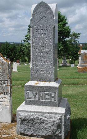 LYNCH, MARGARET - Jackson County, Iowa | MARGARET LYNCH