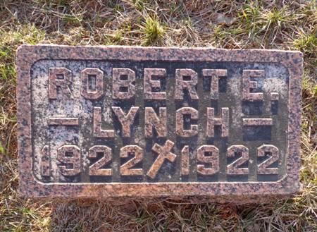 LYNCH, ROBERT E. - Jackson County, Iowa | ROBERT E. LYNCH