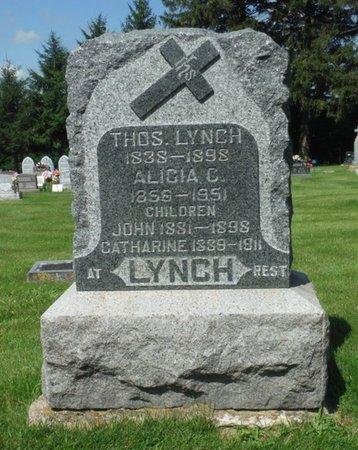 LYNCH, THOMAS - Jackson County, Iowa | THOMAS LYNCH