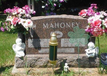 DONOVAN MAHONEY, MARIAN E. - Jackson County, Iowa | MARIAN E. DONOVAN MAHONEY