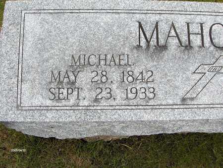 MAHONY, MICHAEL - Jackson County, Iowa   MICHAEL MAHONY