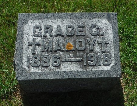 MALOY, GRACE G. - Jackson County, Iowa | GRACE G. MALOY