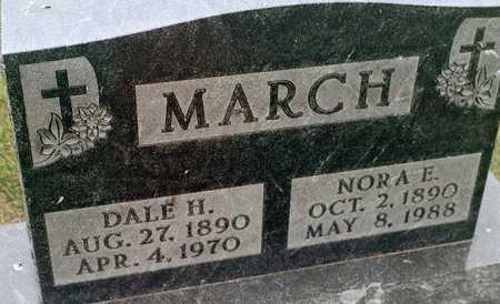 MARCH, DALE H. - Jackson County, Iowa   DALE H. MARCH