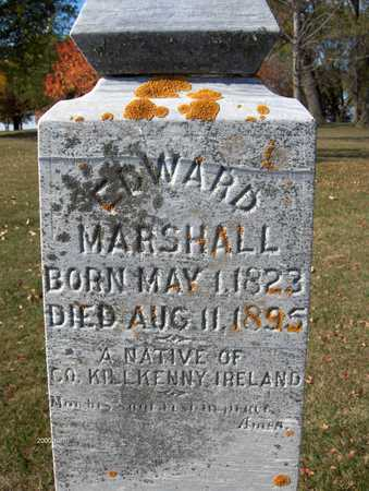MARSHALL, EDWARD - Jackson County, Iowa   EDWARD MARSHALL