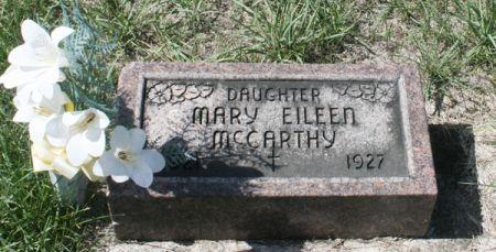 MCCARTHY, MARY EILEEN - Jackson County, Iowa | MARY EILEEN MCCARTHY