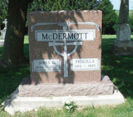 MCDERMOTT, PRISCILLA - Jackson County, Iowa | PRISCILLA MCDERMOTT