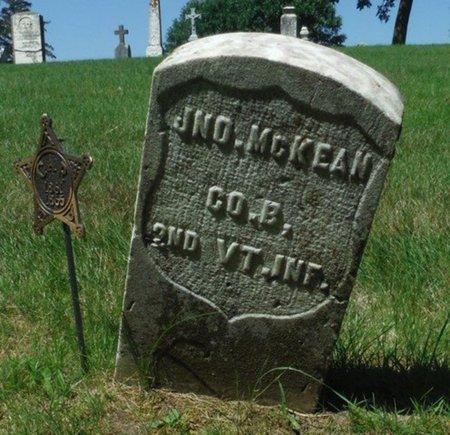 MCKEAN, JNO. - Jackson County, Iowa | JNO. MCKEAN