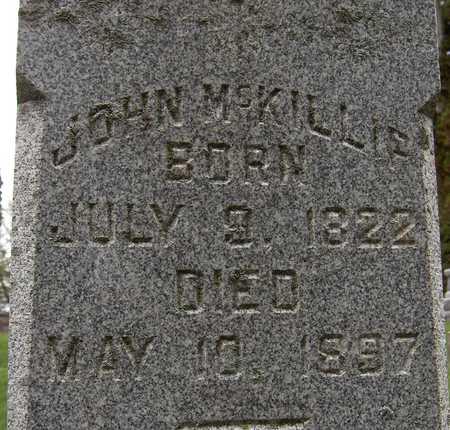 MCKILLIP, JOHN - Jackson County, Iowa | JOHN MCKILLIP