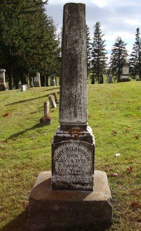 MCLAUGHLIN, MARY - Jackson County, Iowa | MARY MCLAUGHLIN