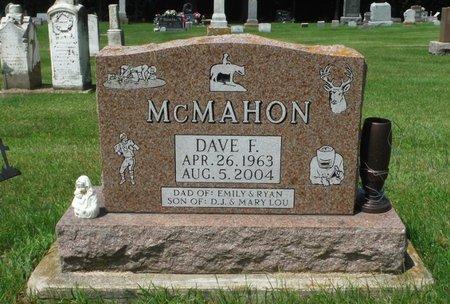 MCMAHON, DAVE FRANCIS - Jackson County, Iowa | DAVE FRANCIS MCMAHON
