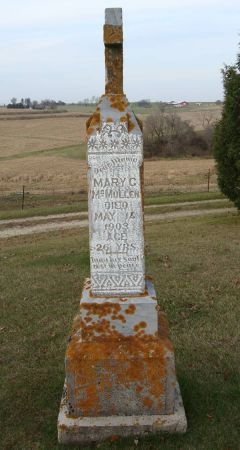 MCMULLEN, MARY C. - Jackson County, Iowa | MARY C. MCMULLEN