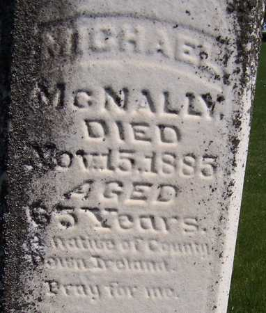 MCNALLY, MICHAEL - Jackson County, Iowa | MICHAEL MCNALLY