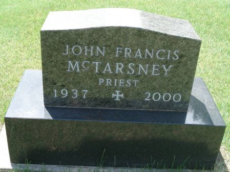 MCTARSNEY, JOHN FRANCIS - Jackson County, Iowa | JOHN FRANCIS MCTARSNEY