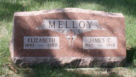 MELLOY, ELIZABETH - Jackson County, Iowa | ELIZABETH MELLOY