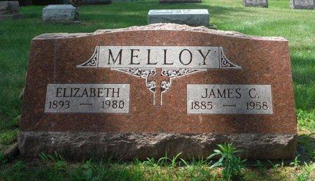MELLOY, ELIZABETH - Jackson County, Iowa   ELIZABETH MELLOY