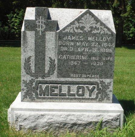 CANNON MELLOY, CATHERINE - Jackson County, Iowa | CATHERINE CANNON MELLOY