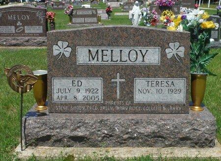 MELLOY, JAMES E.