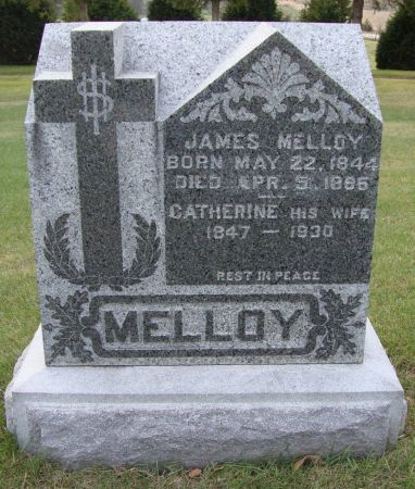 MELLOY, JAMES - Jackson County, Iowa | JAMES MELLOY