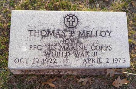 MELLOY, THOMAS P. - Jackson County, Iowa | THOMAS P. MELLOY