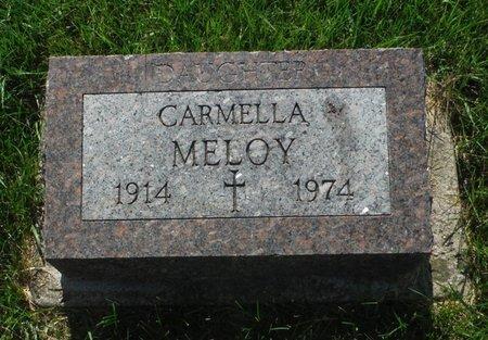 MELOY, CARMELLA - Jackson County, Iowa | CARMELLA MELOY