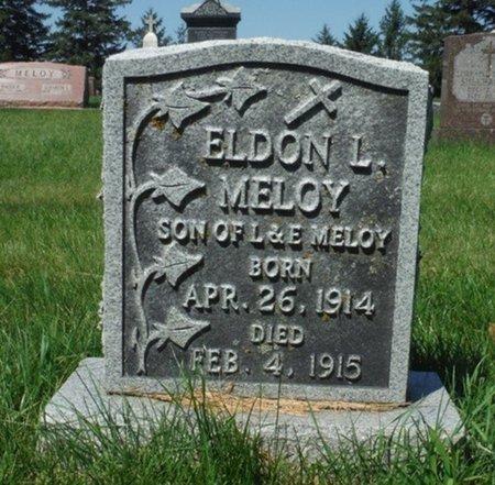 MELOY, ELDON L. - Jackson County, Iowa | ELDON L. MELOY