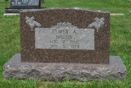 MELOY, ELMER A. - Jackson County, Iowa   ELMER A. MELOY