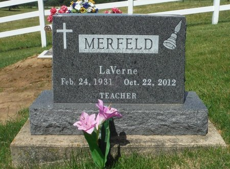 MERFELD, LAVERNE - Jackson County, Iowa | LAVERNE MERFELD
