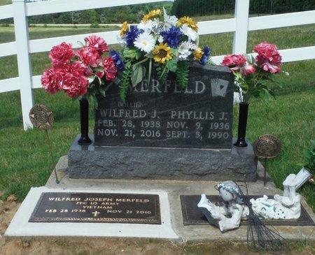 MERFELD, PHYLLIS J. - Jackson County, Iowa | PHYLLIS J. MERFELD