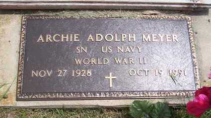 MEYER, ARCHIE ADOLPH - Jackson County, Iowa | ARCHIE ADOLPH MEYER