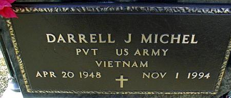 MICHEL, DARRELL J. - Jackson County, Iowa   DARRELL J. MICHEL