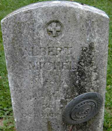 MICHELS, ALBERT R. - Jackson County, Iowa | ALBERT R. MICHELS