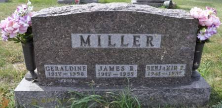 REIBEL MILLER, GERALDINE - Jackson County, Iowa | GERALDINE REIBEL MILLER