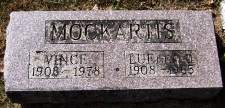 MOCKARTIS, VINCE - Jackson County, Iowa   VINCE MOCKARTIS