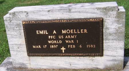MOELLER, EMIL A. - Jackson County, Iowa   EMIL A. MOELLER
