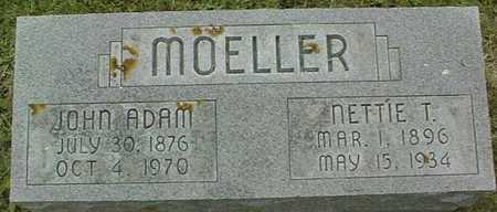 MOELLER, NETTIE T. - Jackson County, Iowa | NETTIE T. MOELLER