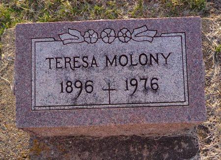 MOLONY, TERESA - Jackson County, Iowa | TERESA MOLONY