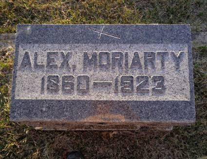MORIARTY, ALEX - Jackson County, Iowa | ALEX MORIARTY