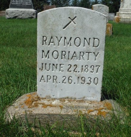 MORIARTY, RAYMOND - Jackson County, Iowa | RAYMOND MORIARTY