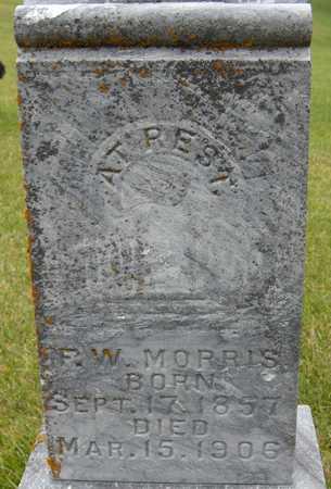 MORRIS, F.W. - Jackson County, Iowa | F.W. MORRIS