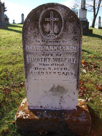 MURPHY, MARY ANN - Jackson County, Iowa | MARY ANN MURPHY