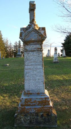 MURPHY, MARGARET - Jackson County, Iowa   MARGARET MURPHY