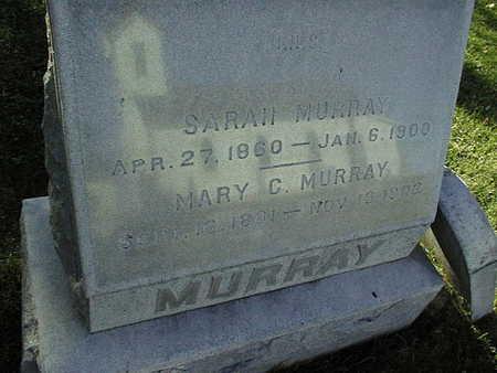 MURRAY, SARAH - Jackson County, Iowa | SARAH MURRAY