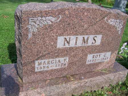 NIMS, ROY C. - Jackson County, Iowa   ROY C. NIMS