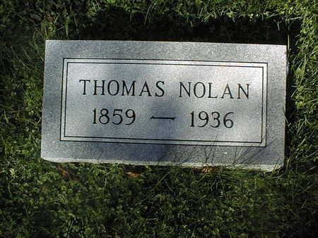 NOLAN, THOMAS - Jackson County, Iowa | THOMAS NOLAN