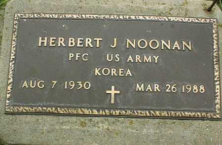 NOONAN, HERBERT J. - Jackson County, Iowa | HERBERT J. NOONAN