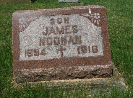 NOONAN, JAMES - Jackson County, Iowa   JAMES NOONAN