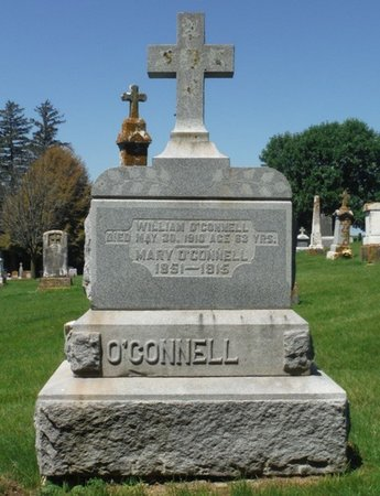 LYNCH O'CONNELL, MARY - Jackson County, Iowa | MARY LYNCH O'CONNELL